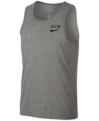 9f9747ec Nike Men's Dry Elite Basketball Tank Top & Reviews - T-Shirts - Men - Macy's