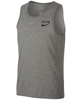 Nike Men's Dry Elite Basketball Tank Top