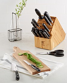 "Zwilling Professional ""S"" 18-Piece Cutlery Set"