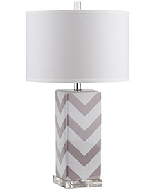 Safavieh Chevron Table Lamp
