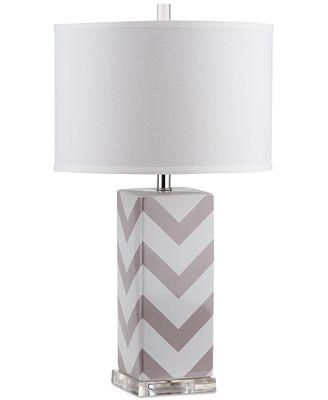 Safavieh Chevron Table Lamp