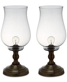 Safavieh Set of 2 Blackburn Hurricane Table Lamps