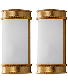 Safavieh Set of 2 Florence Wall Sconces