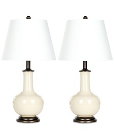 Safavieh Set of 2 Danielle Table Lamps