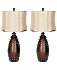 Set of 2 Santa Fe Table Lamps