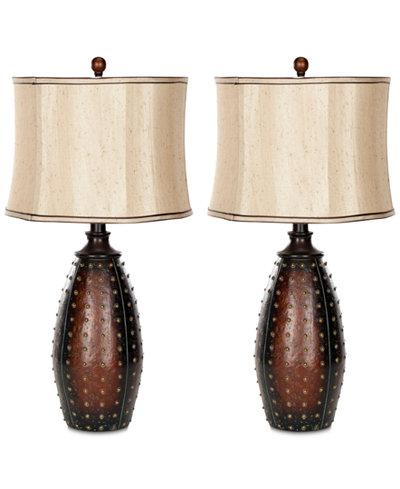 Safavieh Set of 2 Santa Fe Table Lamps