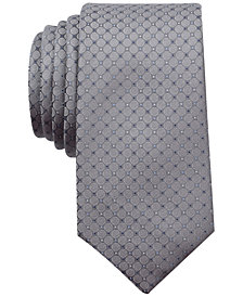 Perry Ellis Men's Callaghan Dot Tie
