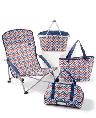 01bdeba012 Oniva™ by Vibe Collection Tranquility Portable Beach Chair