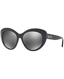 Coach Sunglasses, HC8206 55