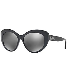 Coach Sunglasses, HC8206 55