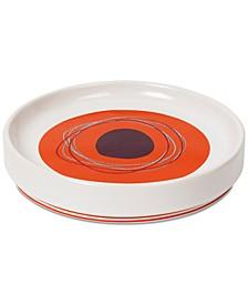 Dot Swirl Soap Dish