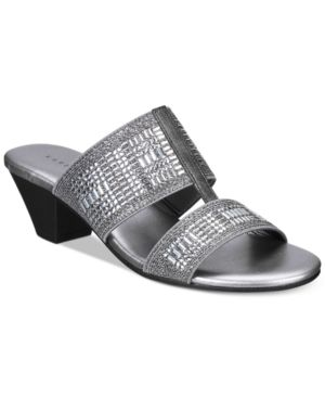 Karen Scott Zana Slide Sandals, Created for Macy