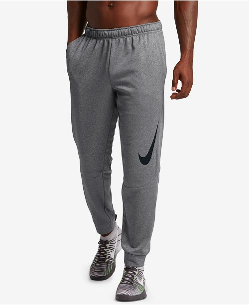 660eb60c47e1 Nike Men s Therma Training Pants   Reviews - All Activewear - Men ...