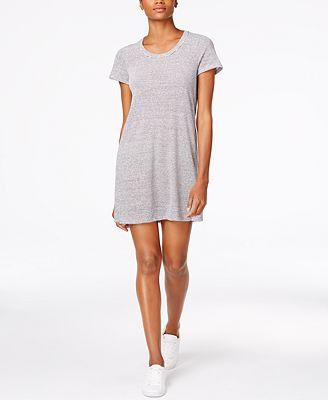 PROJECT SOCIAL T Sweet Tea Striped T-Shirt Dress