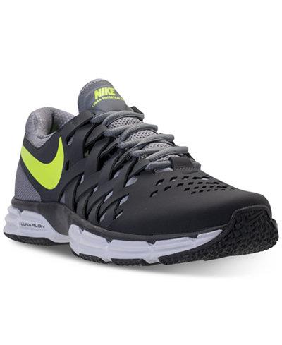 Nike Lunar Fingertrap Mens Training Shoes Revies