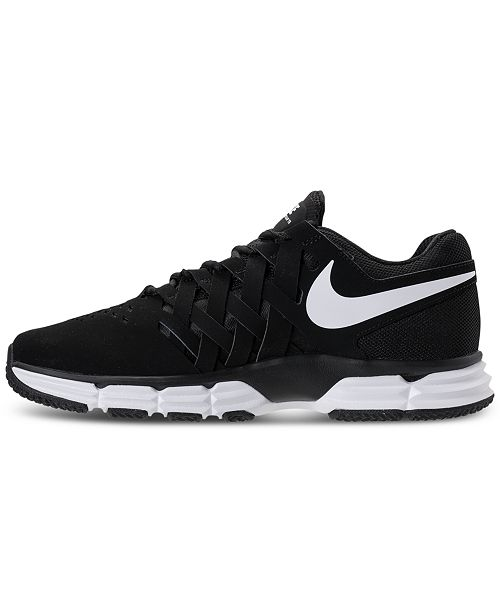 ... Nike Men s Lunar Fingertrap TR Wide 4E Training Sneakers from Finish ... 0735184c8
