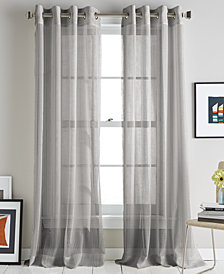 "DKNY Soho Stripe 50"" x 95"" Curtain Panel"
