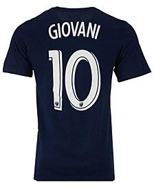adidas Men's Giovani dos Santos LA Galaxy Primary Player T-Shirt