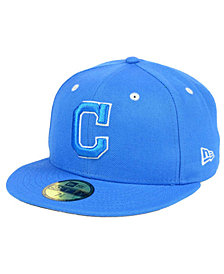 New Era Cleveland Indians Pantone Collection 59FIFTY Cap
