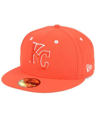 timeless design 5c51a 47fcf New Era Kansas City Royals Pantone Collection 59FIFTY Cap - Sports Fan Shop  By Lids - Men - Macy s