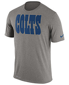 Nike Men's Indianapolis Colts Legend Logo Essential 3 T-Shirt