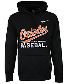 Nike Men's Baltimore Orioles Therma Hoodie