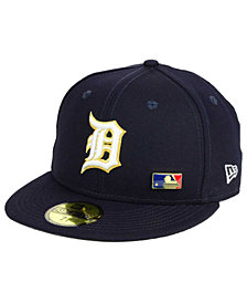 New Era Detroit Tigers Metal Man 59FIFTY Cap