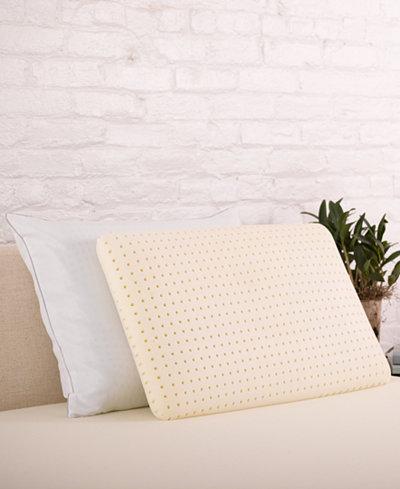 CLOSEOUT! Authentic Comfort® Jumbo Memory Foam Pillow