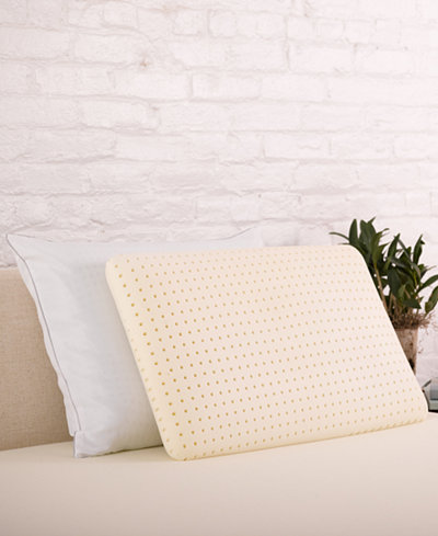 CLOSEOUT! Authentic Comfort® Low Profile Memory Foam Pillow