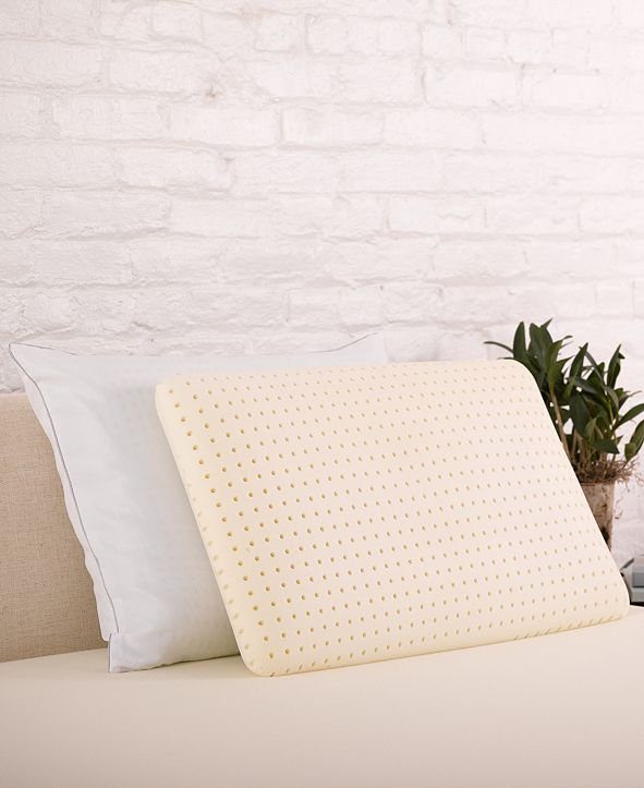 Authentic Comfort CLOSEOUT! Low Profile Memory Foam Pillow