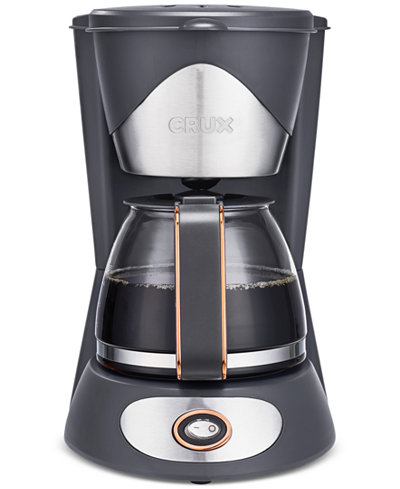 Crux 14634 5-Cup Coffee Maker