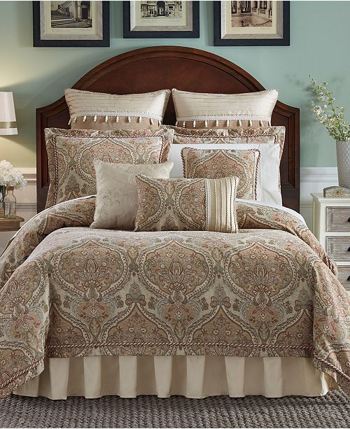 Croscill CLOSEOUT! Birmingham Bedding Collection & Reviews