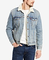 new images of thoughts on sale usa online Denim Mens Jackets & Coats - Macy's