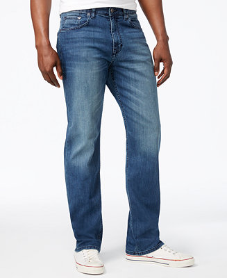 Calvin Klein Jeans Men S Stretch Relaxed Fit Jeans