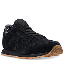 Reebok Big Boys'    Classic Leather TDC Casual Sneakers from Finish Line