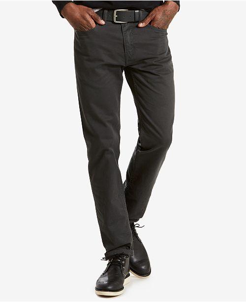 e22b89e2 Levi's Men's 502™ Taper Soft Twill Jeans & Reviews - Jeans - Men ...