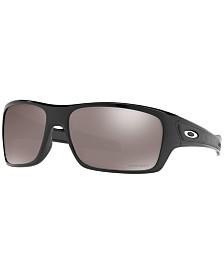 Oakley Polarized Turbine Polarized Sunglasses , OO9263