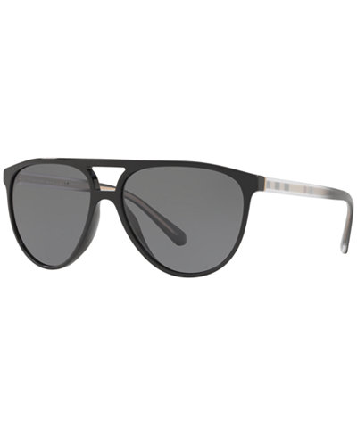Burberry Polarized Sunglasses, BE4254