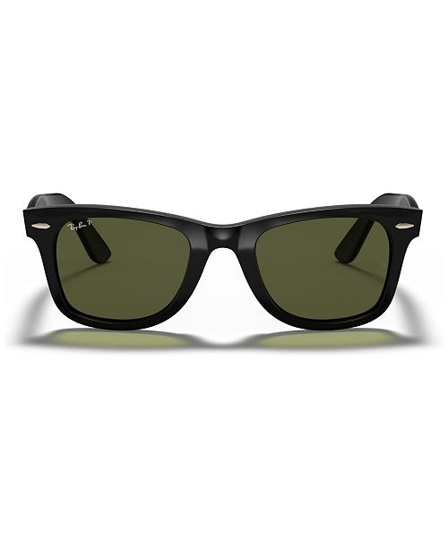 Ray-Ban Polarized Sunglasses , RB4340 WAYFARER EASE