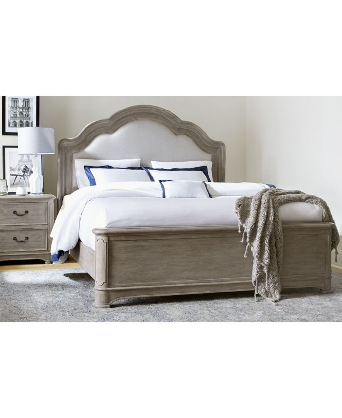 Furniture Elina King Bed, Created for Macy's & Reviews - Furniture - Macy's