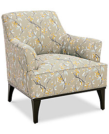 Medland Fabric Accent Chair - Custom Colors