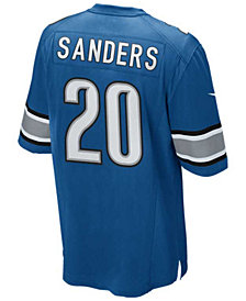 Nike Men's Barry Sanders Detroit Lions Game Jersey