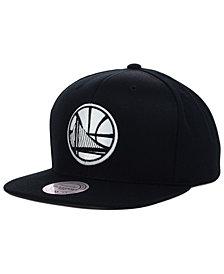 Mitchell & Ness Golden State Warriors Team Snapback Cap