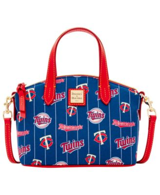 Minnesota Twins Nylon Mini Crossbody Satchel