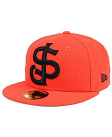 New Era San Jose Giants MiLB Logo Grand 59FIFTY Fitted Cap