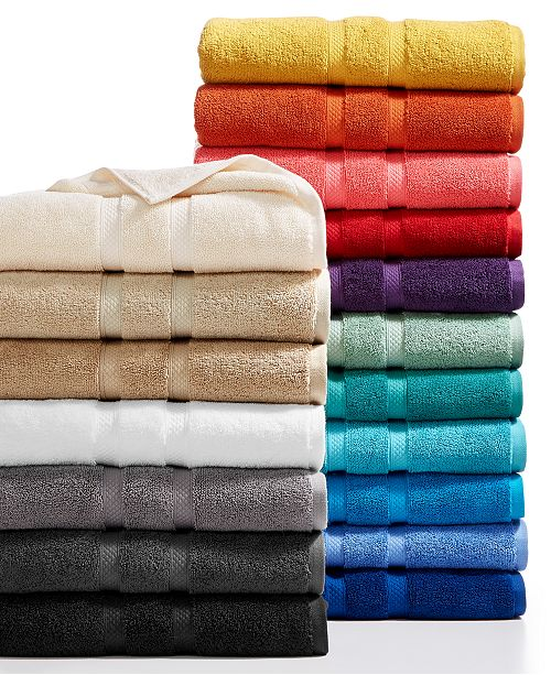 Charter Club Elite Hygro Cotton Bath Towel Collection, Created for ...