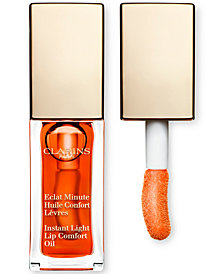 Clarins Instant Light Lip Comfort Oil, 0.1 oz.