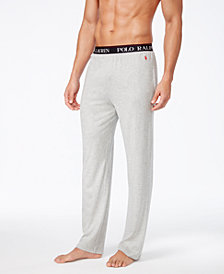 Polo Ralph Lauren Men's Super Soft Cotton Comfort Pajama Pants
