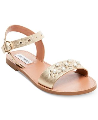 Steve Madden Women's Dancer Embellished Sandals