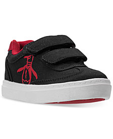 Original Penguin Toddler Boys' Davon Stay-Put Closure Casual Sneakers from Finish Line